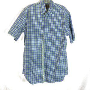😀 3 for $20 Large Tailor Byrd Button Front Shirt